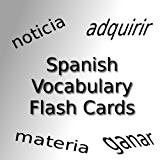 Spanish Vocabulary Flash Cards: The 1000 Most Common Words with Definitions