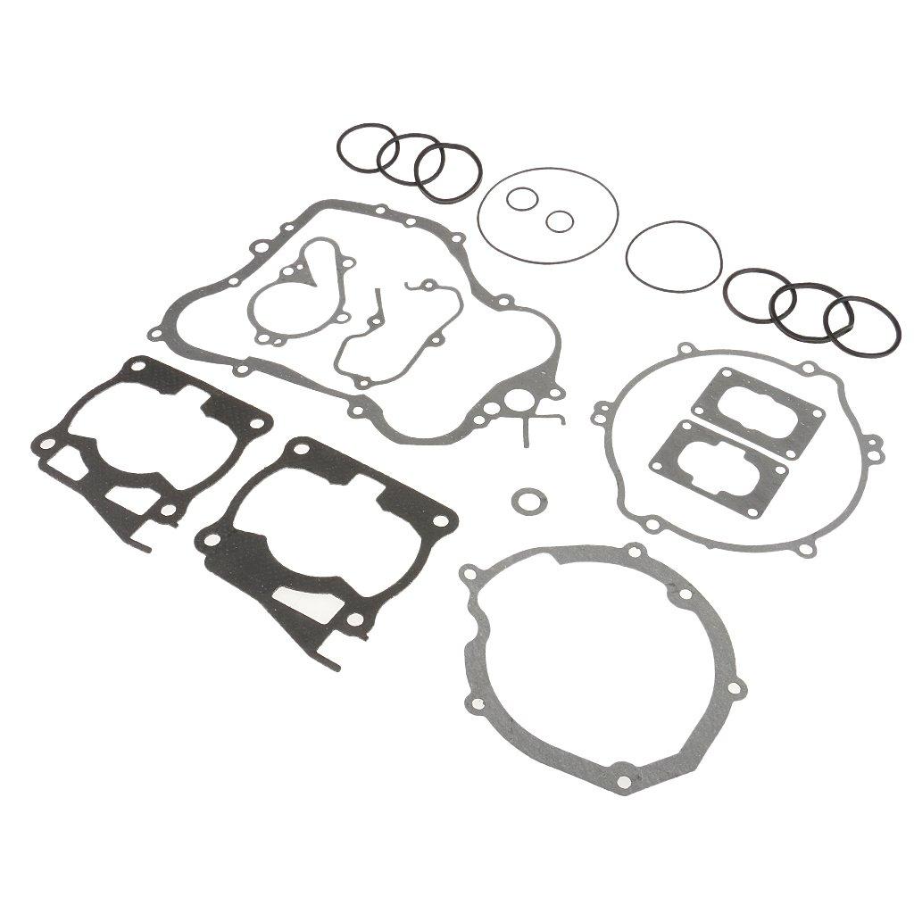 MagiDeal Kit de Motor para Yamaha YZ125 YZ 125 1994-2002 P GS29 Accesorio para Motocicleta Universal Portat/íl F/àcil de Usar