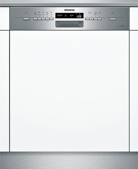Siemens SN55L586EU lavavajilla - Lavavajillas (Semi-incorporado ...