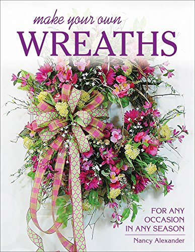 Make Your Own Wreaths: For Any Occasion in Any Season (Best Crafts To Sell On Etsy)