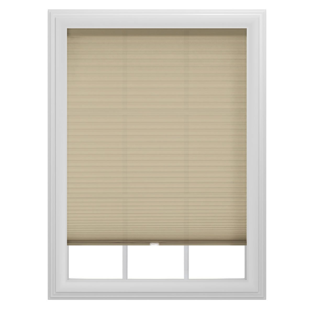 Amazoncom Bali Blinds 98 5404 08 Light Filtering Cellular Cordless