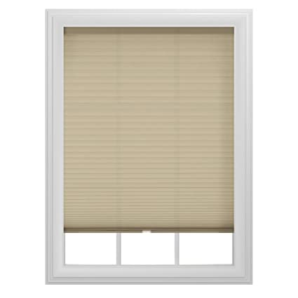Bali Blinds 98 5402 08 Cordless Light Filtering Cellular Shade, 29 By 64