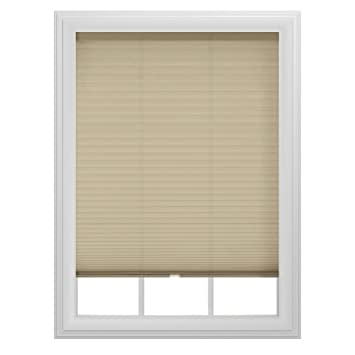 Amazoncom Bali Blinds 98 5408 08 Light Filtering Cellular Cordless