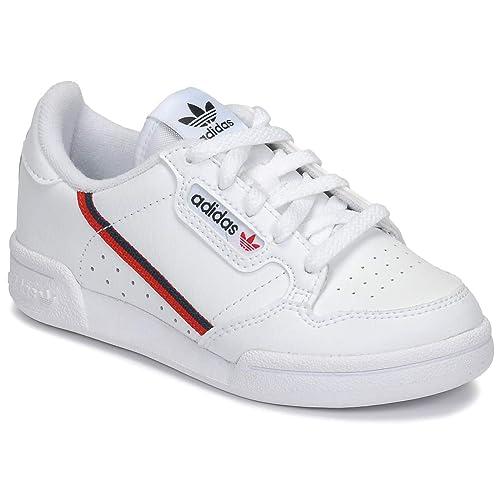 adidas Continental 80 C, Zapatillas de Deporte Unisex Niños: Amazon.es: Zapatos y complementos