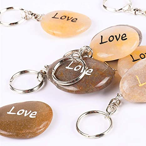 Amazon.com: 50 piezas Love RockImpact Inspirational Piedras ...