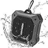 Portable Bluetooth Speaker Waterproof,IPX7 Shower Speaker with Deep Bass,Loud Sound,12 Hours Playtime TWS Small Speaker for B