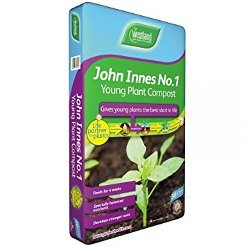 Planta Joven De Westland John Innes No1 Compost 10l