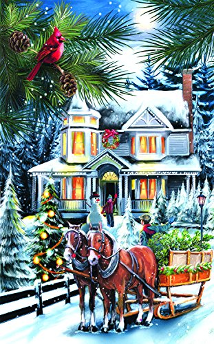 Here Comes The Tree 300 Piece Jigsaw Puzzle by SunsOut - Christmas Theme