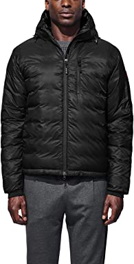 Canada Goose Men's Lodge Hoody (Black-Black, ...