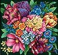 Dimensions Needlecrafts Needlepoint, Floral Splendor
