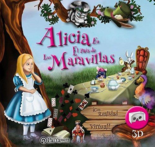 Alicia en el País de las Maravillas set VR-AR Más allá del cuento: Amazon.es: Carroll, Lewis, Fox, Dark: Libros