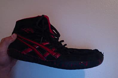 Amazon.com | Mens Size 11 Asics Rulon Wrestling Shoes Rare ...