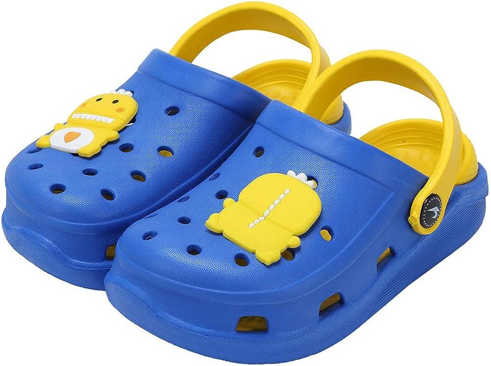 Toddler Clog Slippers Sandals  Slip