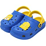 Toddler Clog Slippers Sandals| Slip On Shoes for Boys and Girls | Water Shoes Sneakers Clogs Slide Garden Shoes for…
