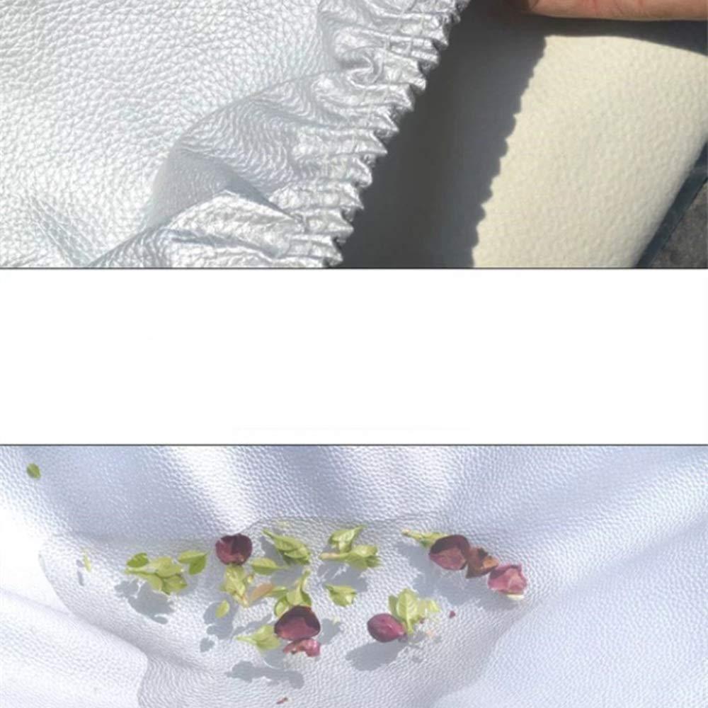 ZZHF pengbu Autosonnenschutz-Sonnenschutz, regendicht, Abdeckung, staubdichte Abdeckung, regendicht, Sonnenschutz, äußere Auto-Abdeckung Toyota-Krone Corolla Reiz-spezielle Auto-Abdeckungs-Auto-Schal-Auto-Kleidung ac4c24