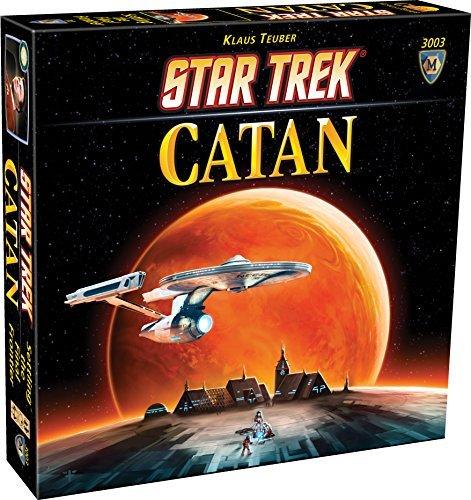 最新の激安 Star Trek Game Catan Board Game [並行輸入品] B07HLGQLG7 Board B07HLGQLG7, アメリカン雑貨インテリア【1985】:d10cbba6 --- arianechie.dominiotemporario.com