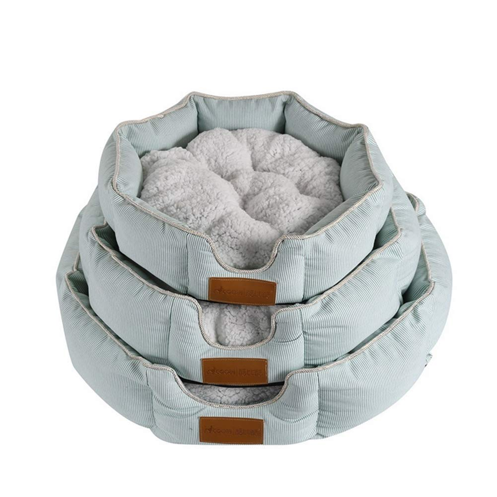 4513 Winter Pet Bed Dog Bed Cat Bed Suitable For Small Pets Comfortable And Soft 3 Sizes,45  13