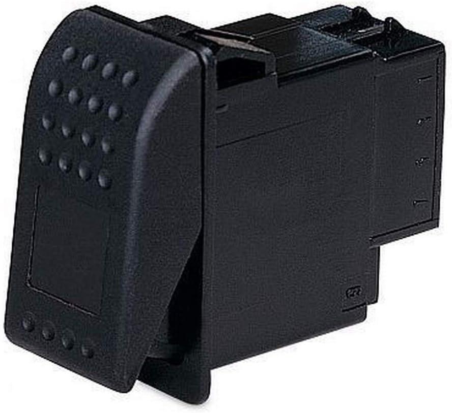 Hella 6eh 007 832 021 Schalter Kippbetätigung Anschlussanzahl 4 Mit Komfortfunktion Auto