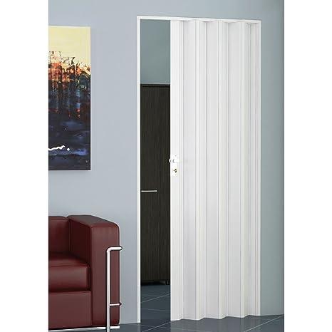 Porta A Soffietto Misura Standard Vari Colori In Pvc Riducibile In