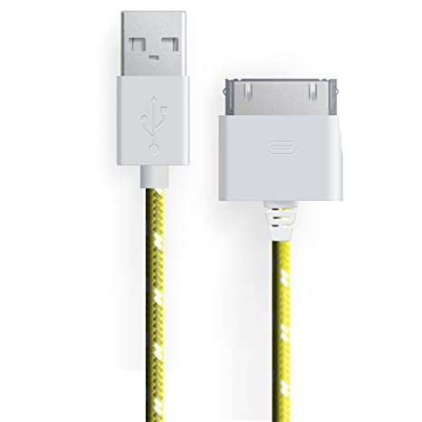 Braded USB de sincronización de datos cable cargador para ...