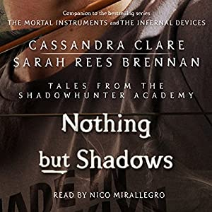 Nothing but Shadows Audiobook
