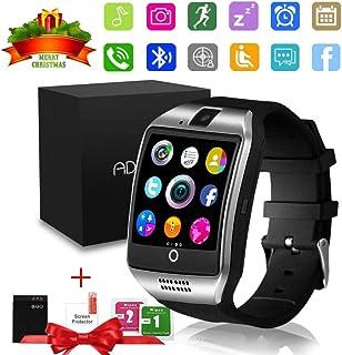 Amazon.com: SFABFEMIT - Reloj inteligente con pantalla ...