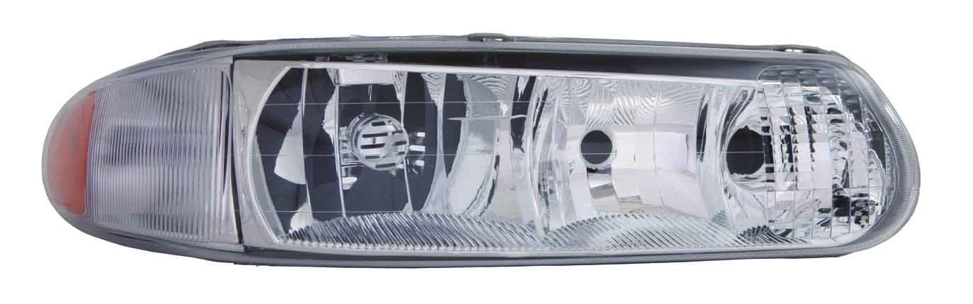 DEPO 332-1183R-USN Buick Century//Regal Passenger Side Head Lamp Lens and Housing Combination