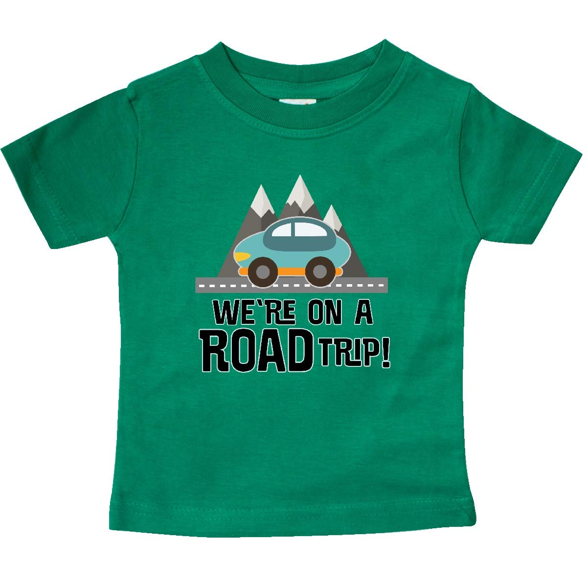 inktastic Family Road Trip Mountains Baby T-Shirt