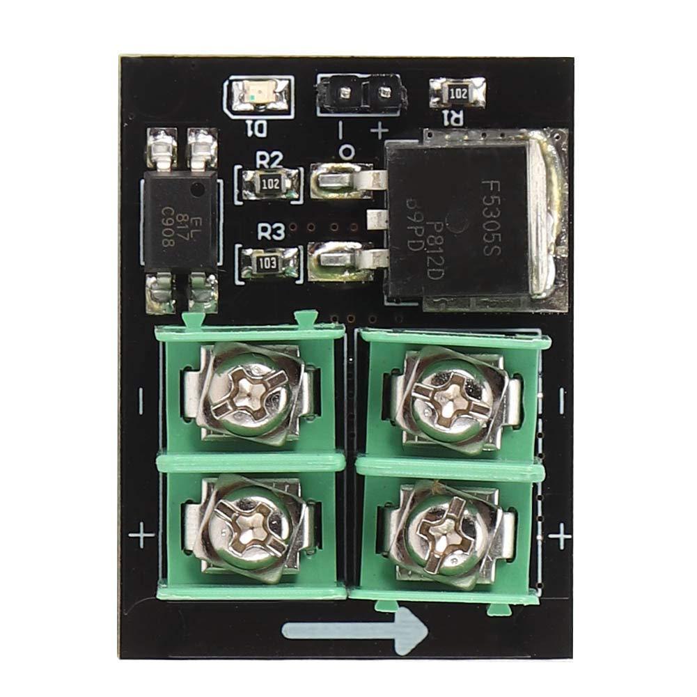 Low Voltage Mosfet Switch Driver Module 3V 5V 12V 24V 36V PWM Effect Transistor