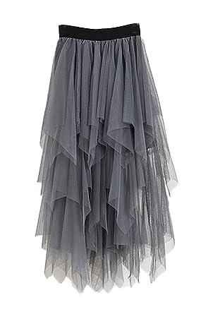 Faldas Damas Casual Moda Verano De Falda De Verano Señoras ...