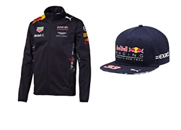 Veste softshell homme red bull