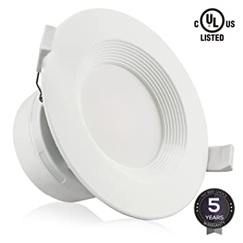 4led recessed downlight with junction box 7w 60w equivalent 4led recessed downlight with junction box 7w 60w equivalentdimmable led aloadofball Choice Image