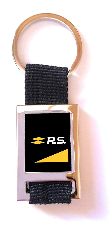 Porte-cl/és Sport GT Renault RS Logo 2018 Noir Metal//Tissu