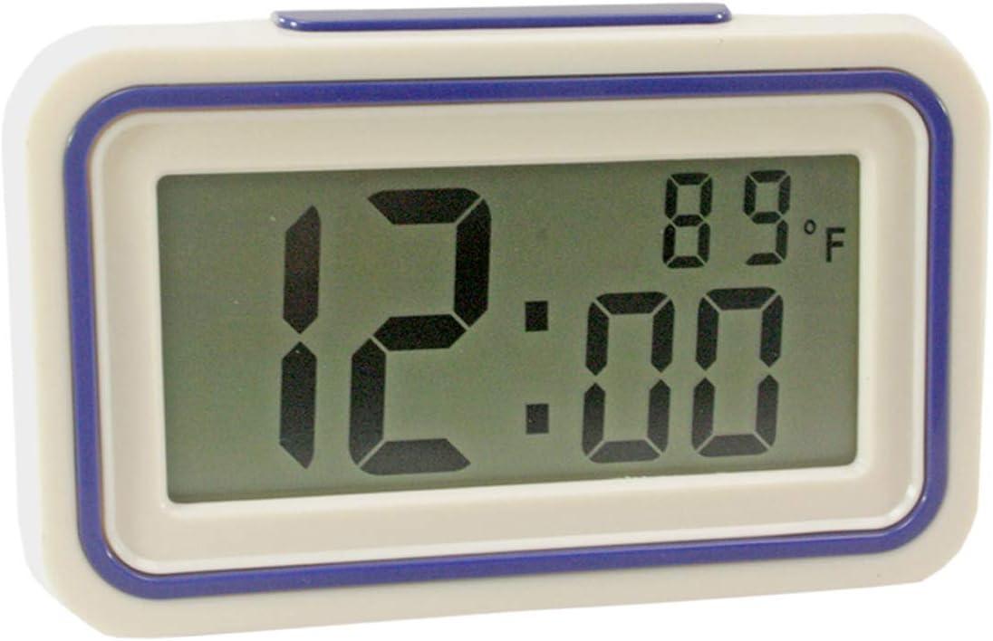 Talking Digital Clock and Temperature