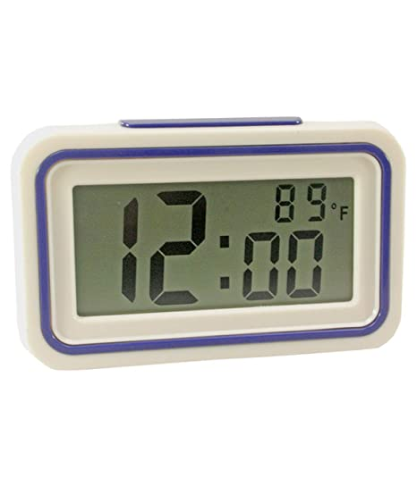 Active Products Plus Talking Digital Alarm Clock and Temperature for the Blind/Low Vision (Multicolour) Alarm Clocks at amazon