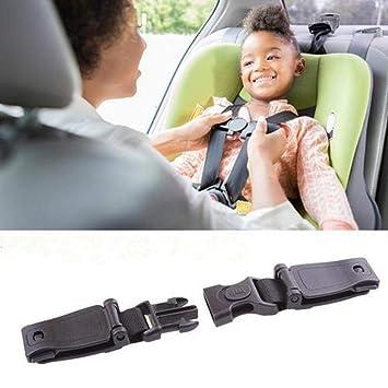 Toddler Harness  Safety Strap Car Seat Belts Chest Clip Kids Safe Lock Buckle
