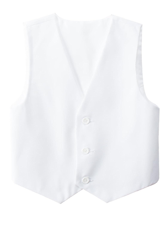 Spring Notion Little Boys Modern Fit Dress Suit Set White ERF030-SNL-030.WT