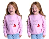 I Love My Twin Sister Toddler Long Sleeve