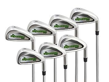BombTech Golf - Juego de plancha de golf para hombre, 7 ...