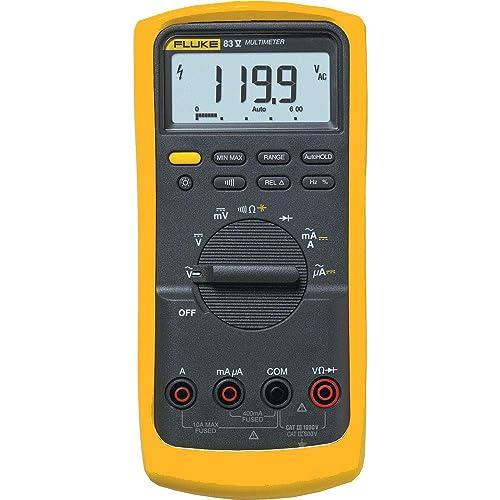 Fluke 83-5 Industrial Digital Multimeter