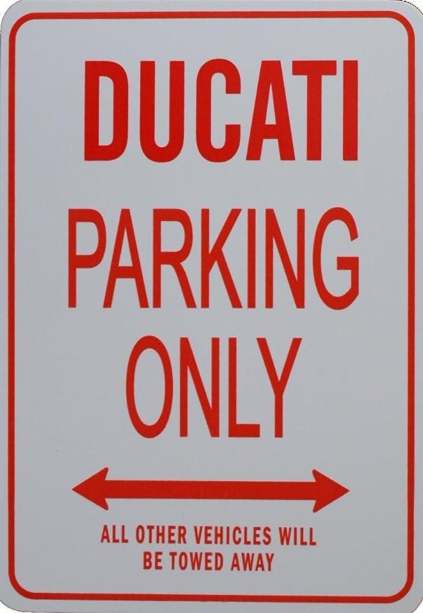 3 opinioni per DUCATI Solo Parcheggio- parcheggio segni in miniatura regalo ideale per gli