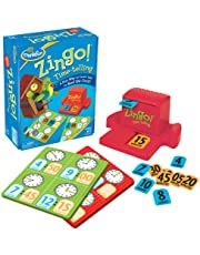 ThinkFun Zingo Award Winning Game for Pre-Readers and Early Readers