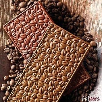 Brown Silikomart 22.136.77.0065 Easy Choc Silicone Mould Classic Choco Bar