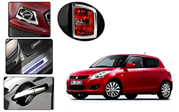 Auto Pearl - Chrome Plated Premium Quality Accessories For Maruti ...