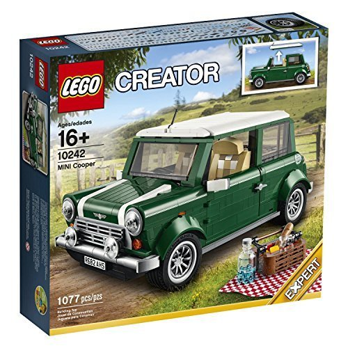 LEGO 10242 - Konstruktionsspielzeug - Mini Cooper