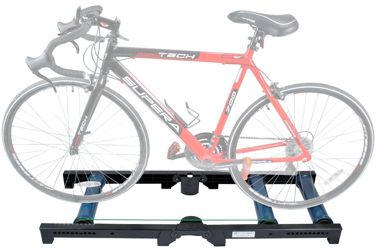 New AccelaVelo Roller Pro-X-Trainer Indoor Bike Trainer by AccelaVelo (Image #2)