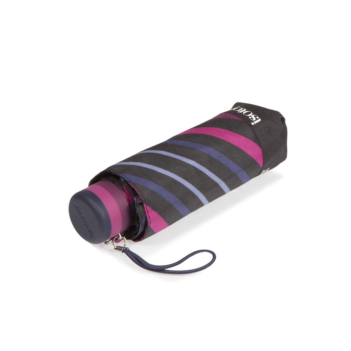Isotoner - Parapluie Mini femme (9137) taille 20 cm aris isotoner