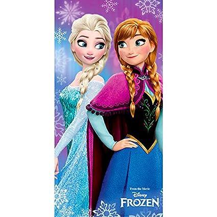 Toalla Frozen Disney Sisters algodon