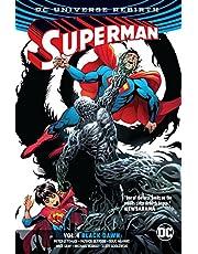 Superman Vol. 4 Black Dawn (Rebirth)