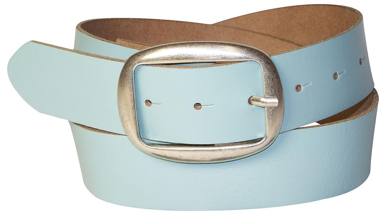 ca804ae3f99091 Fronhofer Damengürtel, 4 cm, ovale Gürtelschnalle altsilber, modischer  Ledergürtel 18152: Amazon.de: Bekleidung